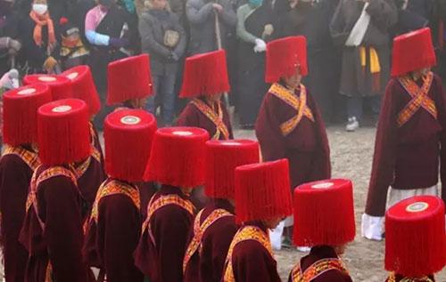 玉树州第二届三江源冰沙嘛呢文化艺术节