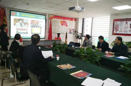省总工会常务副主席刘为民一行莅临三江源调研指导工会工作