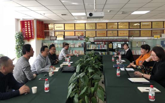关于渭河源与省工商联、漳县关于中华蜂养殖精准扶贫
